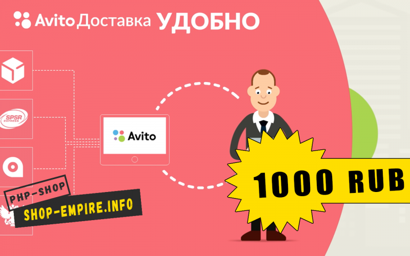 Скрипт Boxberry + Avito + бот в телеграмме + платежка.