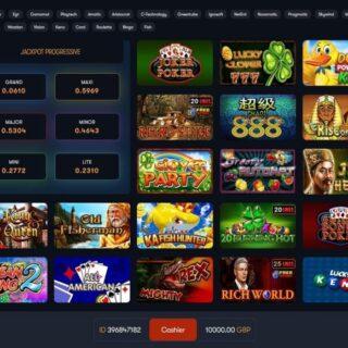 Script Casino GOLDSVET mrs 7.1